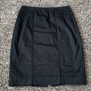 White House Black Market pencil skirt size 0